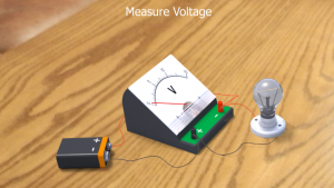 Principe How to Measure Voltage